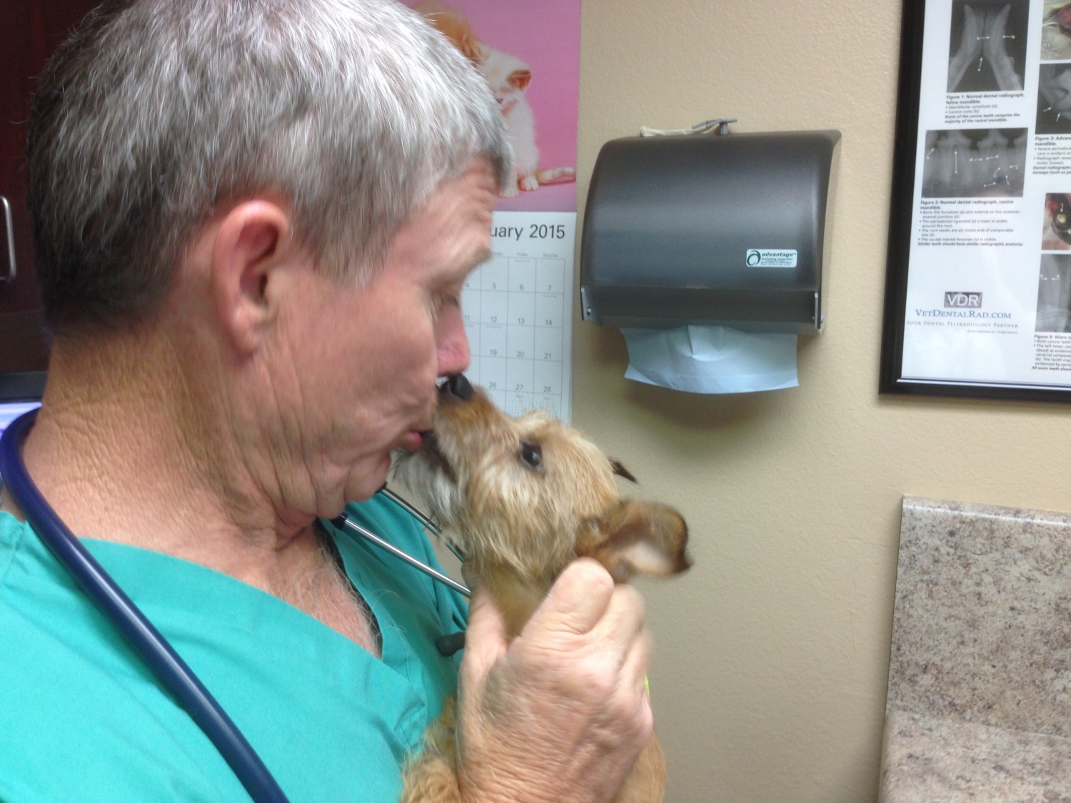 Westridge Animal Hospital - Phoenix, AZ - Dr. Bill Petersen